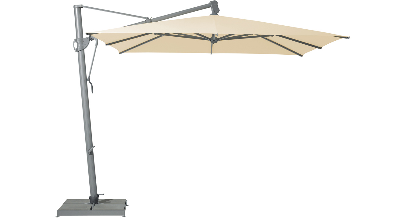 Hanging Umbrellas for use in the UAE