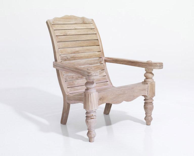 Teakwood Planters Chair
