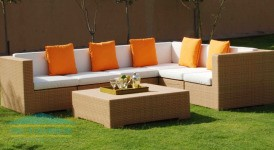 Popular Malta outdoor sofa set