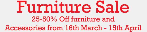 Furniture Sale Banner