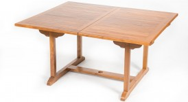 Rectangular Table outdoor teak wood