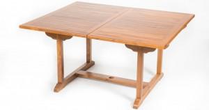 Rectangular Table outdoor teak wood