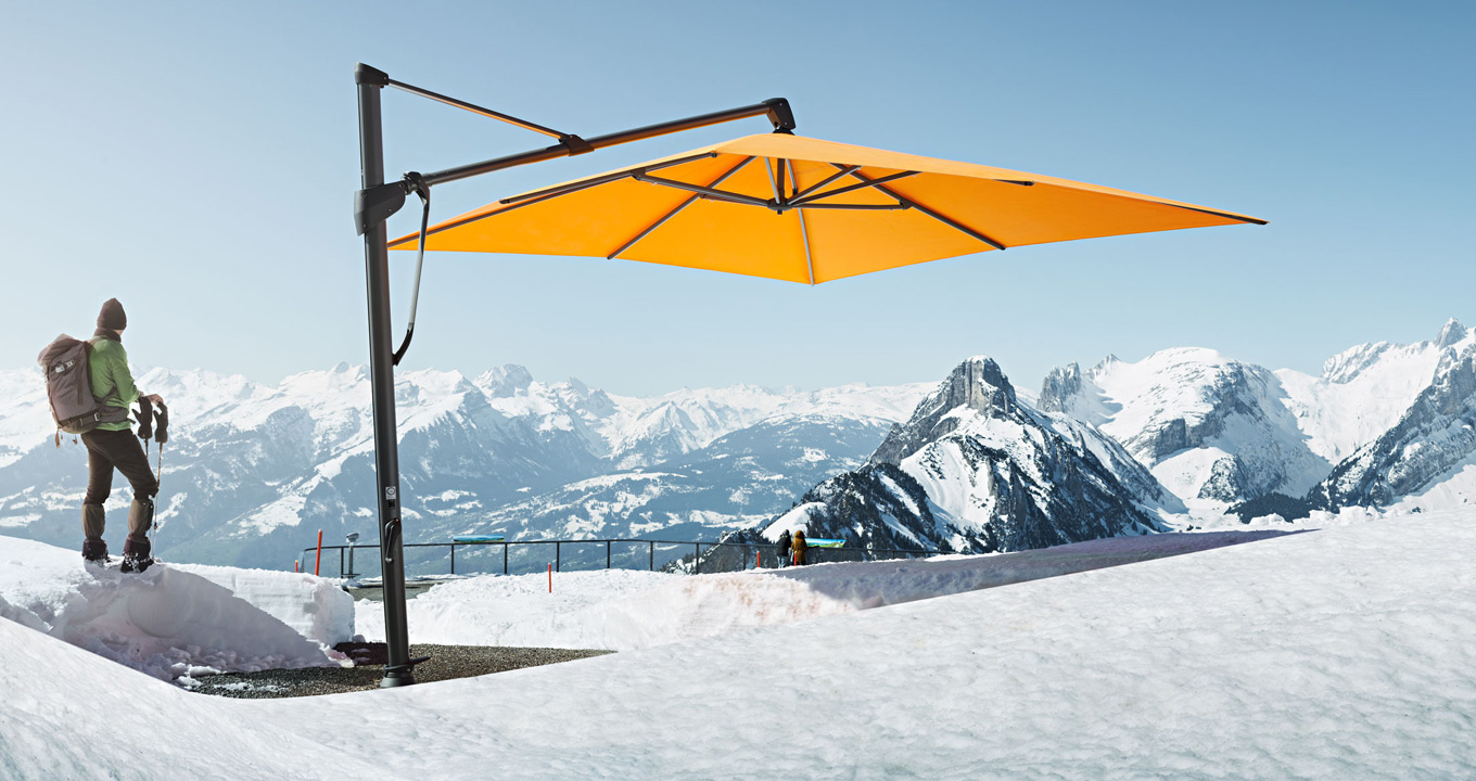 sombrano s+ Hanging umbrella