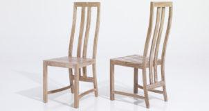 Indoor teak chairs