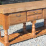 Kitchen Island/ Cabinet - wood