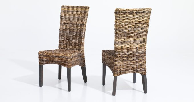 Rattan dining chair comfortable rattan dining chair in indoor rattan