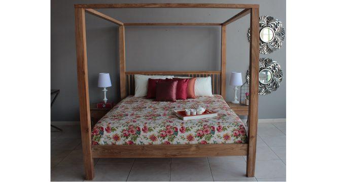 Lovina 4 Poster Bed