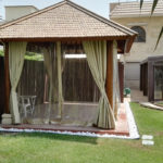 Shingle Roof Gazebo