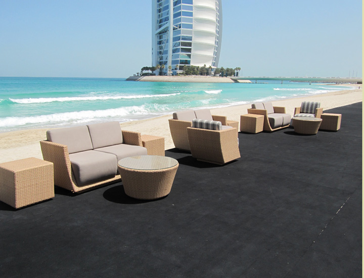 Jumeirah Mina Al Salam furniture