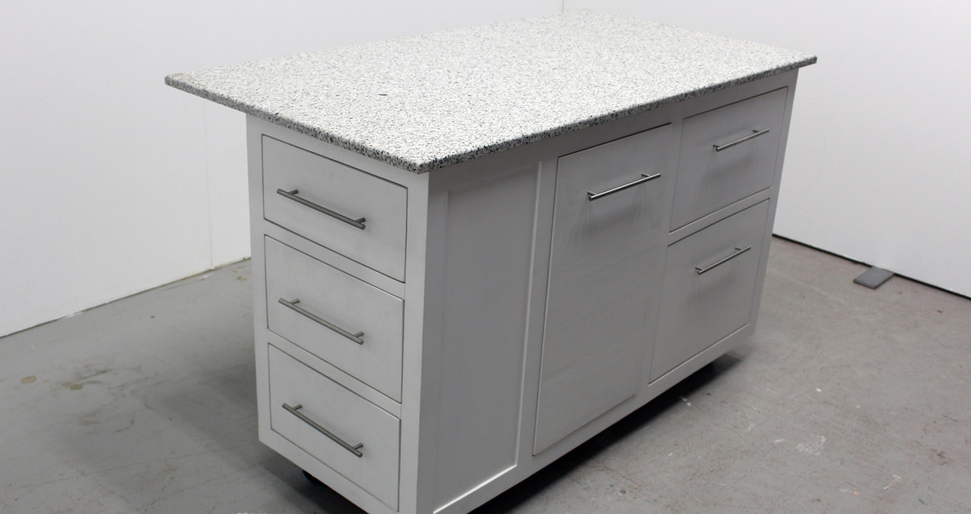 Custom made kitchen island for Custom made kitchen islands