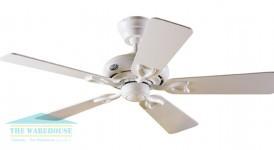 Seville Ceiling fan in White