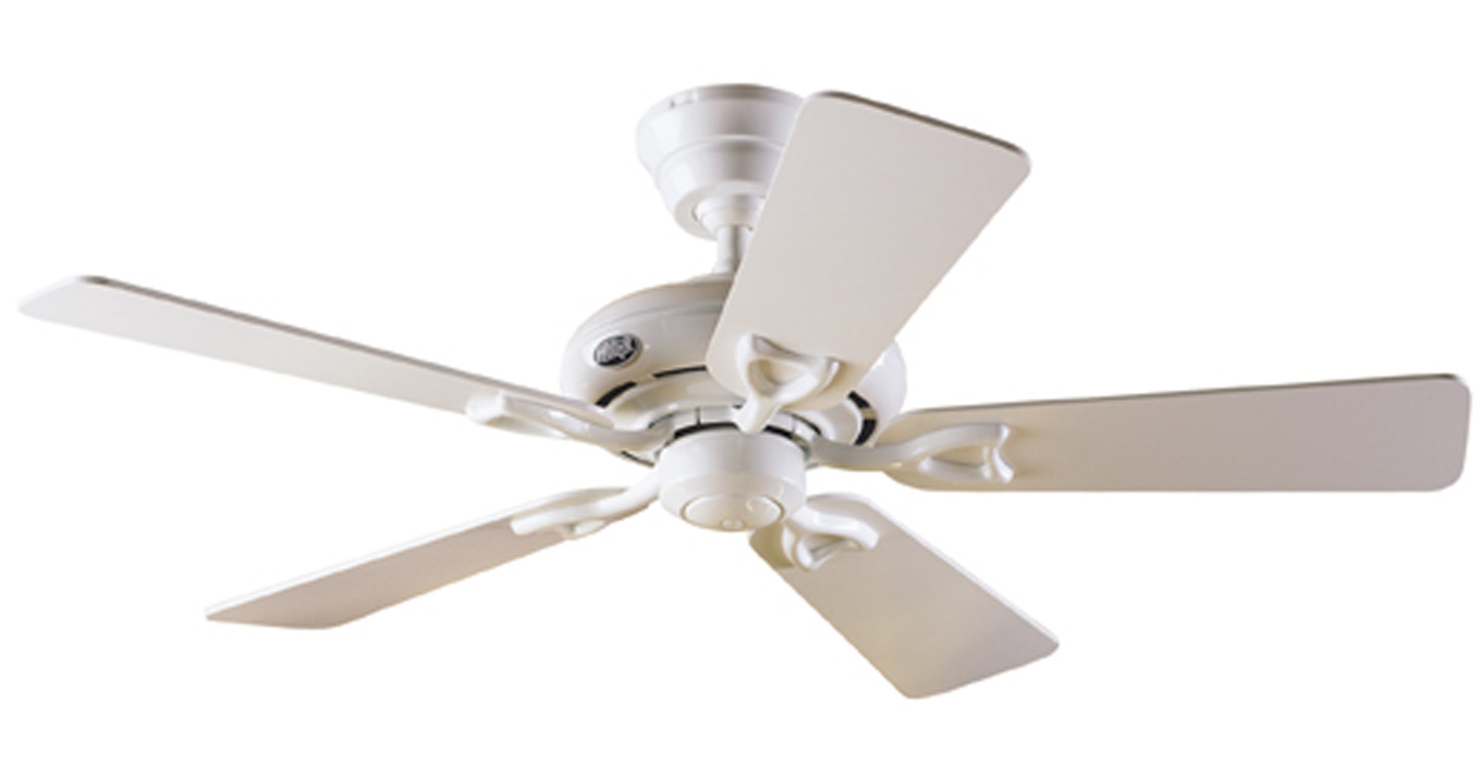 Seville Ceiling fan in White