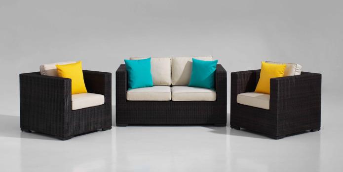 Reno Sofa Set