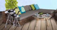 ambiance sofa set