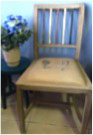 Chair after annie sloan