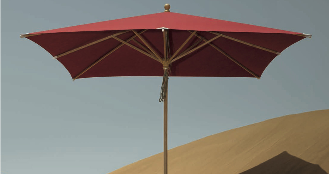 Umbrellas dubai parasols umbrellas for garden terrace for Terrace umbrellas
