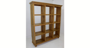 12 Shelf Book case