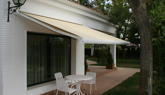 Marvelous Terrace Awnings For Home And Garden
