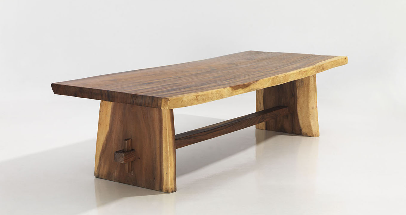 Solid wood suar dining table range of sizes available for Hardwood dining table