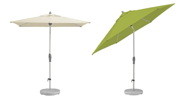 Centre Pole Umbrellas
