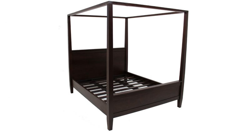 custom made 4 poster bed