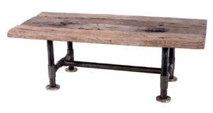 plantation station coffee table