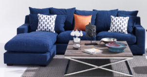 Cornwall L Shaped Sofa