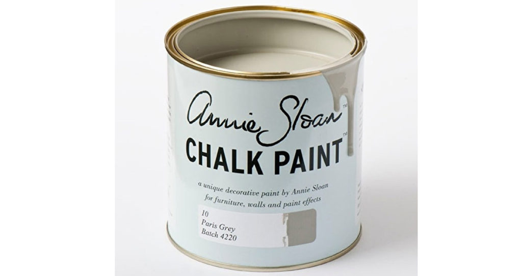 Paris Grey Annie Sloan Chalk Paint