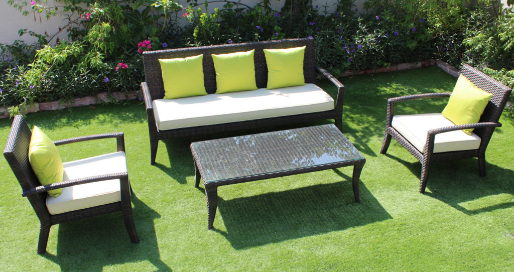 Outdoor Furniture in Dubai  For gardens in Teak and