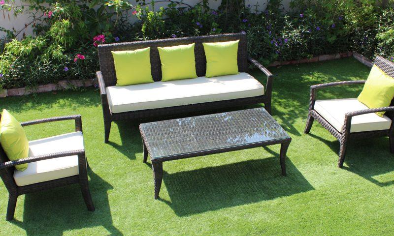 Philip 3 seater sofa set