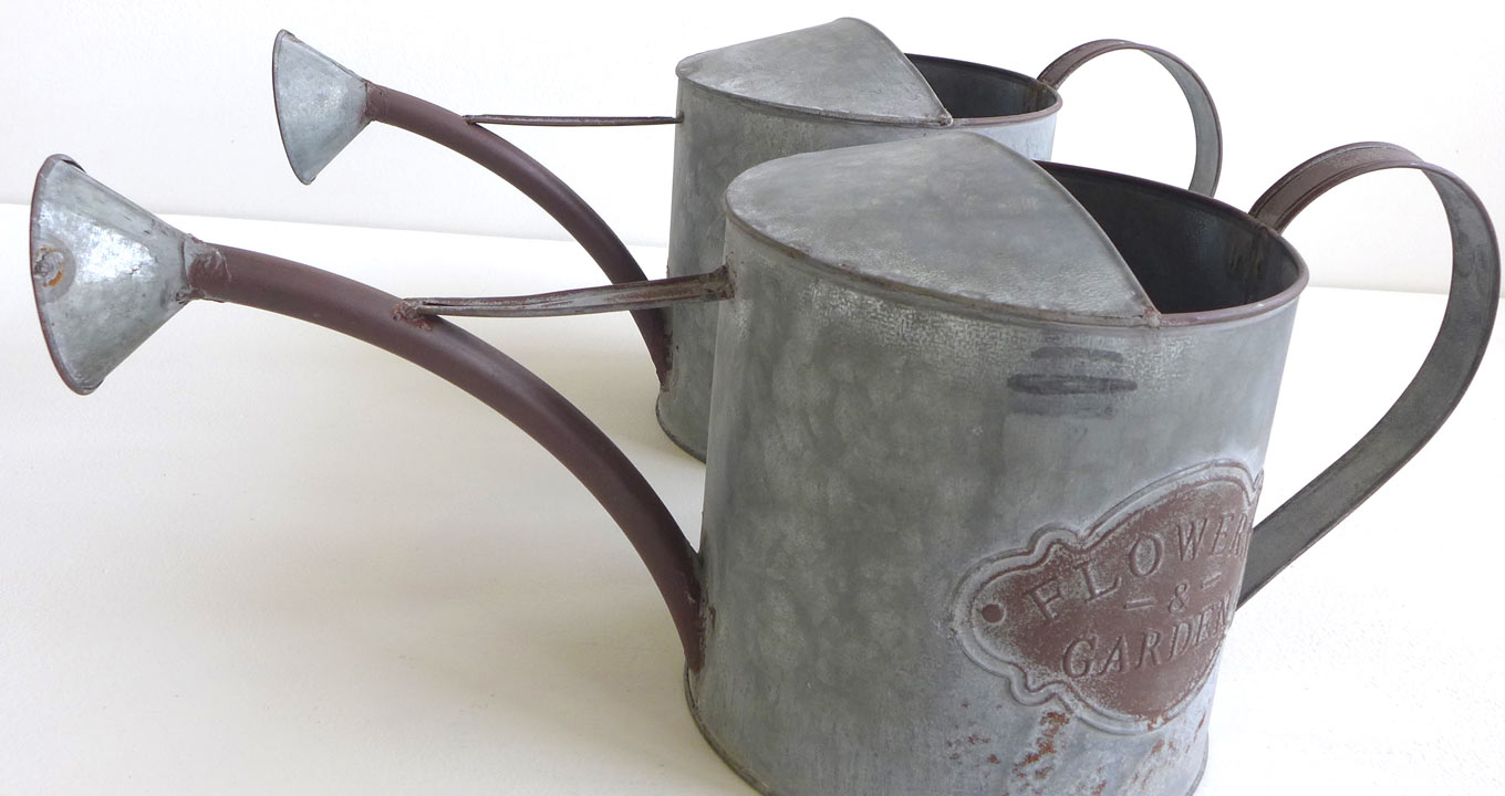 Reed Watering can