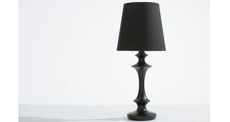 Alexia Black lamp