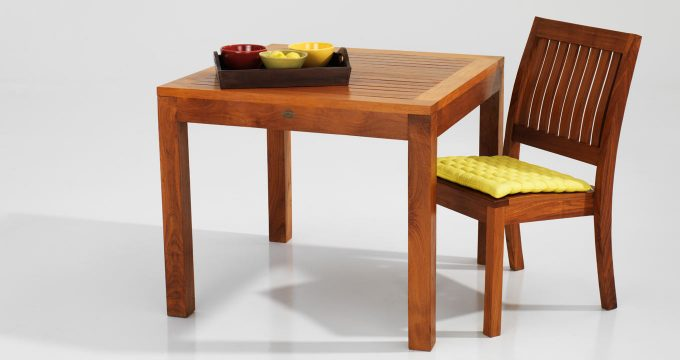 Georgia Outdoor teak table