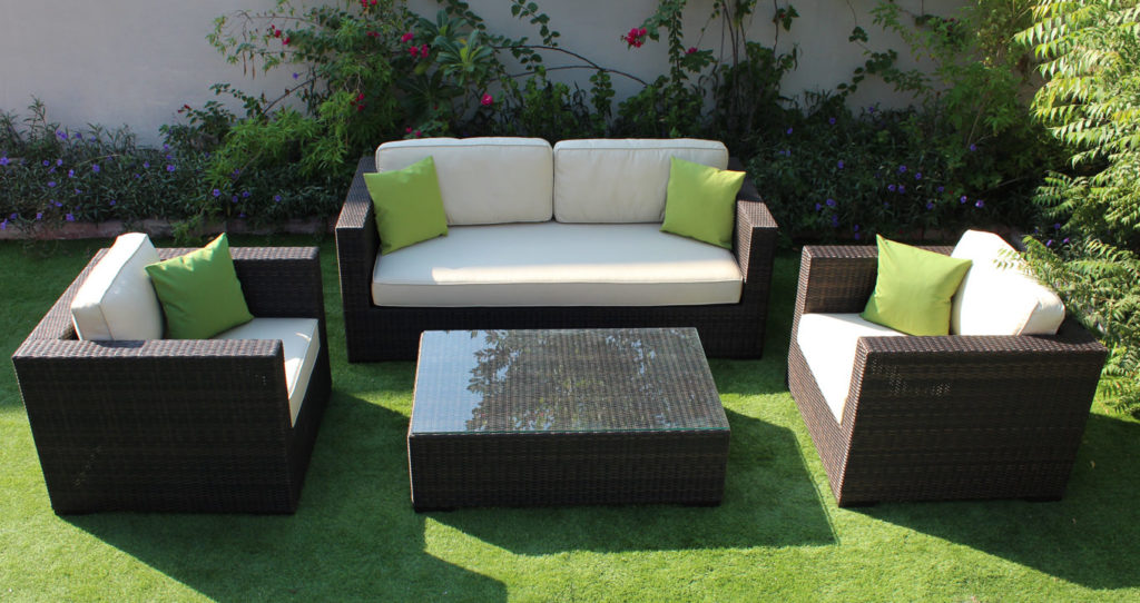 Malta 3 Seater sofa set