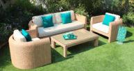 Sienna Sofa Set