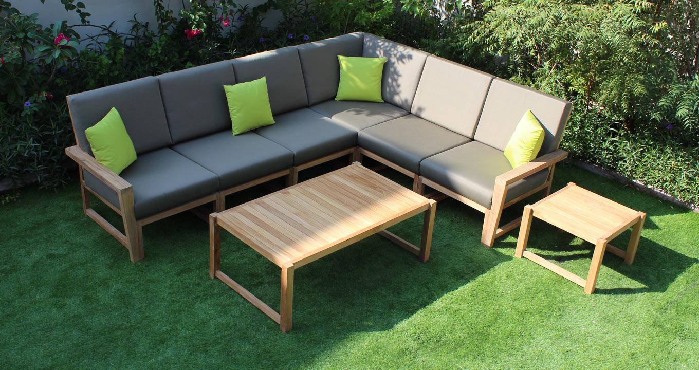 Victoria Modular Sofa Set