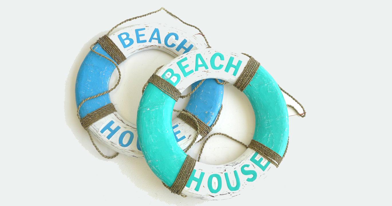 Beach Signboard