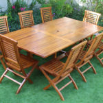 Batavia Extended table set