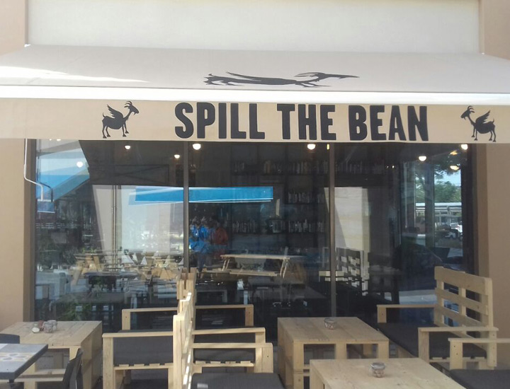 Spill the bean Awning