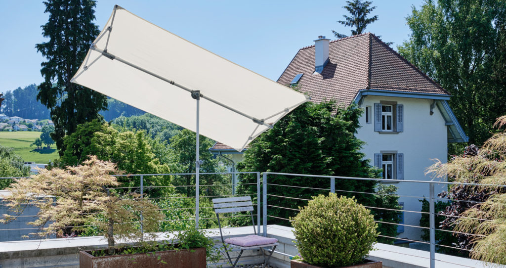 Flex Roof umbrella