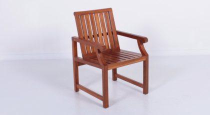 Clic Teak Armchair