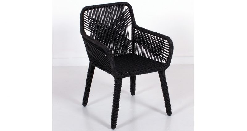 Star Armchair all woven