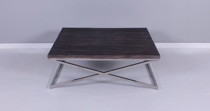 13147 MONTEVIDEO SQUARE COFFEE TABLE 01 2 NEW NO TRAYS SW891 2 NEW | Falaknaz - the Warehouse