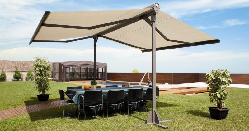 Duox Awning Shade System