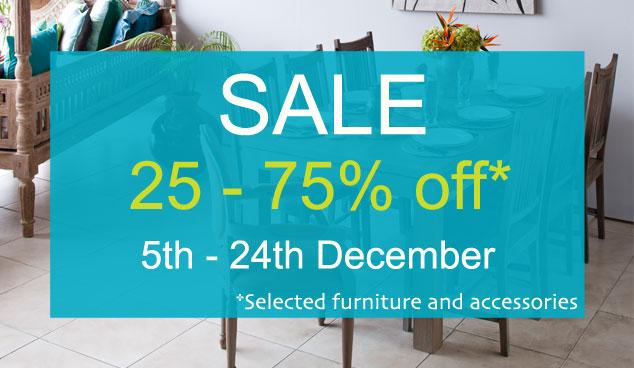 December Sale 2018