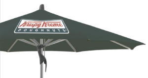 Logo Printing on canopy