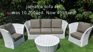 Jamaica Sofa Set