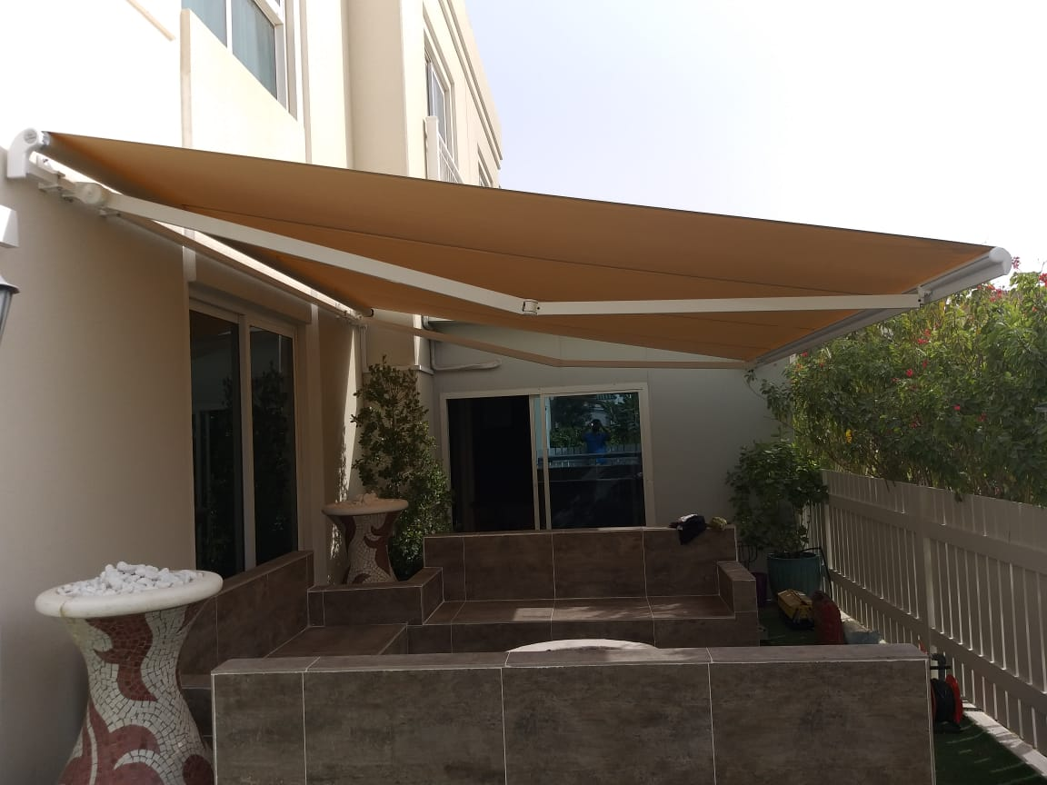 Monoblock Awning in Meydan South