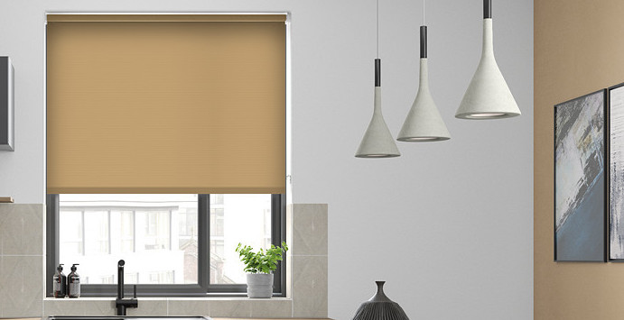 Motorised Roller Blinds in Dubai