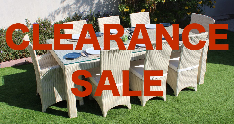 Clearance Sale in Dubai